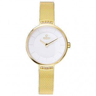 Obaku Women Watch V177LEGIMG (Varm Gold) price in Pakistan