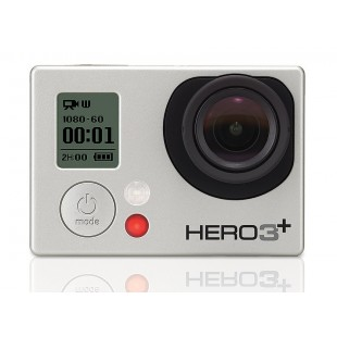 GoPro HERO 3+ Camera (Silver Edition) price in Pakistan