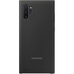 Samsung Galaxy Note10+ Silicone Case - Back price in Pakistan