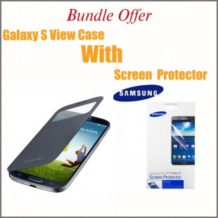 Galaxy S View Case With Screen Protector Bundle Offer price in Pakistan