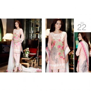 Charizma by Riaz Arts Eid Collection CR16E 22 price in Pakistan