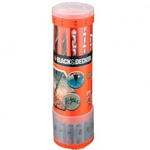 Black & Decker A7102 High Performance 23Pcs Mixed Drill & Screw Driver Set price in Pakistan