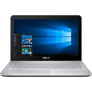 "Asus VivoBook Pro N552VX-FY053T (Core i7-6700HQ 6th Gen, 2.6Ghz, 12GB Ram, 1TB HDD+8GB SSD, 4GB Gtx 950, 15.6"" Display) price in Pakistan"
