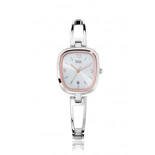 Titan Raga Viva Women's Watch Silver (2604SM01) price in Pakistan