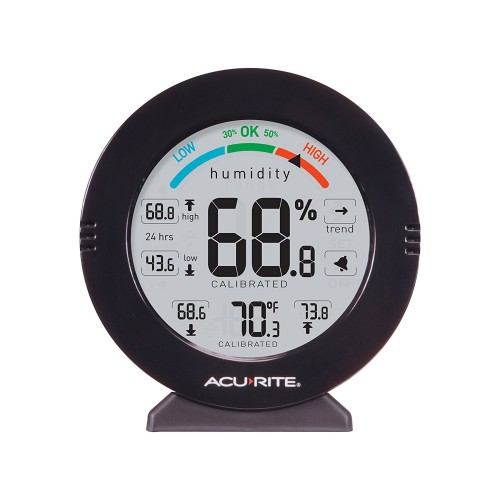 Rawalpindi Weather: AcuRite 01080M Pro Accuracy Temperature & Humidity Monitor