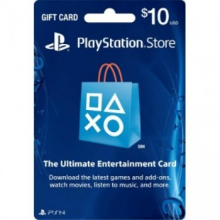 PSN 10$ Card USA for Ps4 price in Pakistan