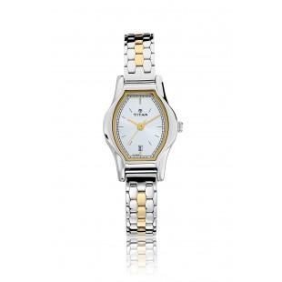 Titan Karishma Women's Watch Silver (2597BM01) price in Pakistan