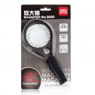 Deli Magnifier 75 mm Diameter (9090) price in Pakistan