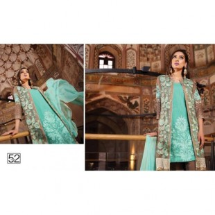 Charizma 3 Piece Embroidered Chiffon Suit (CH16E2 52) price in Pakistan