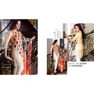 Charizma by Riaz Arts Eid Collection CR16E 16 price in Pakistan