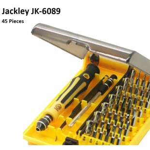 Professional Tool Kit By Jackly 45 in 1 (JK-6089A) price in Pakistan