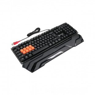 A4tech Bloody B3370R 8 Light Strike Mechanical RBG Gaming Keyboard Black price in Pakistan