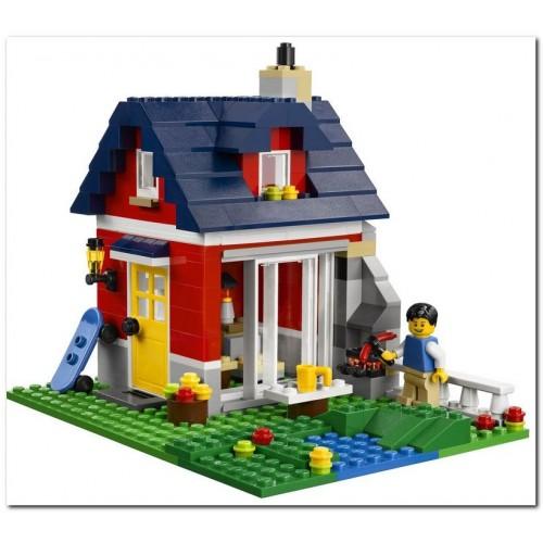 Lego Small Cottage Sku 31009