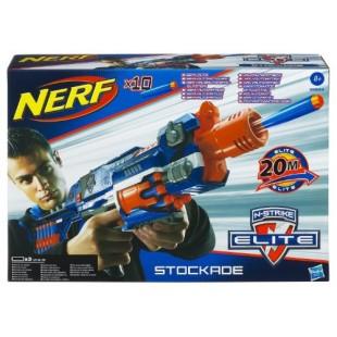 Nerf Nstrike Elite Stockade Blaster NER-98695EU40 price in Pakistan