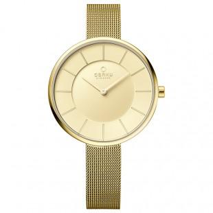 Obaku Women Watch V185LXGGMG (Sand Gold) price in Pakistan