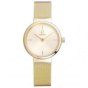 Obaku Women Watch (Golden) V153LXGGMG price in Pakistan