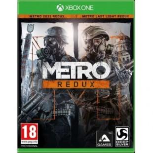 Metro : Redux - Xbox One Game price in Pakistan