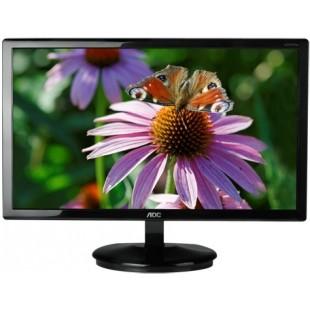 """AOC 20"""" WLED Razor LED Monitor (Black) (E2043FSK) price in Pakistan"""