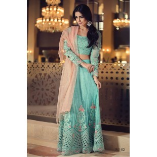 Maria.B MBROIDERED Collection (Unstitched) BD: 2 price in Pakistan