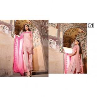Charizma Pure Chinese Chiffon Suit (CH16E2 51) price in Pakistan