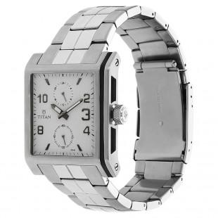 Titan Mens Analog Watch 9410SM01 price in Pakistan