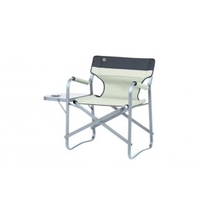 Coleman Deck Chair With Table Khaki  price in Pakistan