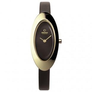 Obaku Women Watch (Gold and Black) V156LXGBRB price in Pakistan