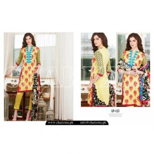 Charizma by Riaz Arts Eid Collection CL2 LP-123 price in Pakistan