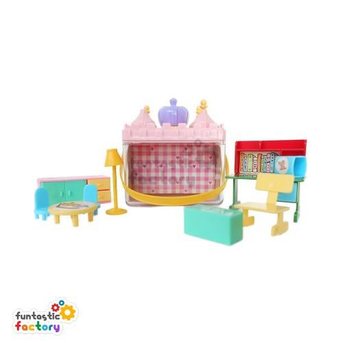 Funtastic Factory Doll House Mini