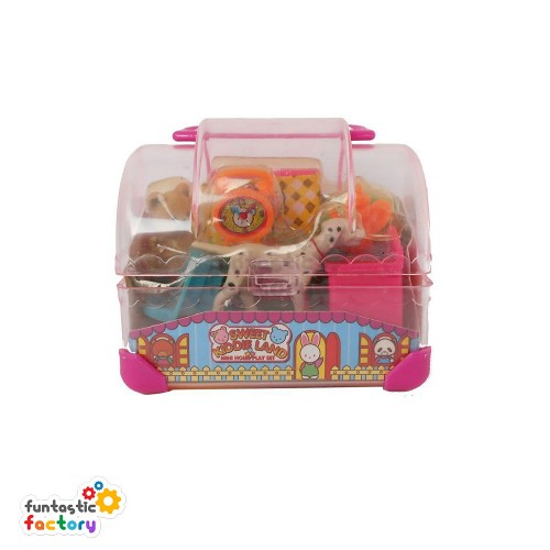 Funtastic Factory Small Doll House Price In Pakistan Funtastic