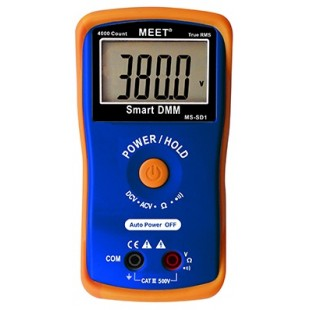 Smart TRMS 4000 Count Digital Multimeter, Fully Auto Range and Single Button Operation price in Pakistan