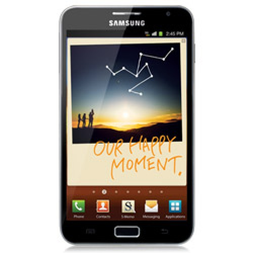 Verwonderlijk Samsung Galaxy Note N7000 (Official Warranty) price in Pakistan HF-72