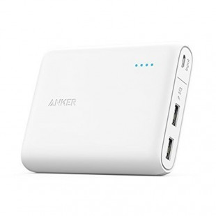 Anker PowerCore 10400 mAh External Battery Pack White A1214H21 price in Pakistan