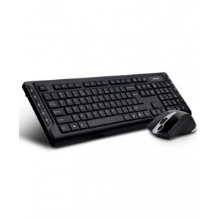 A4TECH Wireless Keyboard & Mouse Set 6300F (Black) price in Pakistan