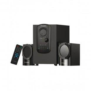 Audionic AD-6300 (USB/ SD / FM REMOTE CONTROL 2.1 SPEAKER) price in Pakistan