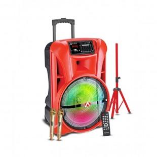 "Audionic ROYAL-10 (RED) 15"" Trolly Speaker price in Pakistan"