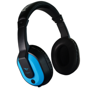 ALCATROZ AirWave 300 Turquoise, Grey, Red  (Bluetooth Headphone) (1 Year Warranty) price in Pakistan