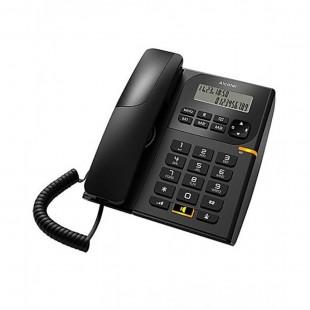 Alcatel T58-CE - Black Corded Telephone (1 Year Warranty) price in Pakistan