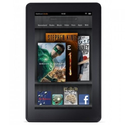 Amazon Kindle Fire Tablet (7-Inch, Wi-Fi, 8 GB, Original)