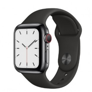 Apple iWatch Series 5 44mm - Stainless Steel Case with Sports Band price in Pakistan
