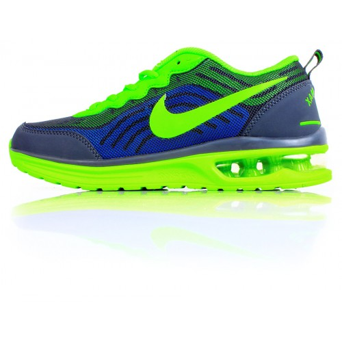 pretty nice 67921 dd9cc Nike Air Max Green Sports Shoes SYB-973