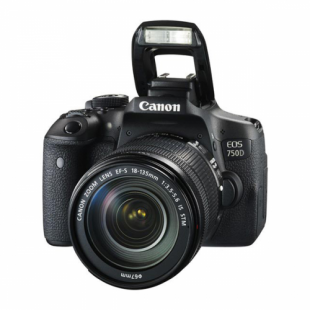 CANON 750D DSLR Camera With 18-55m Lens price in Pakistan