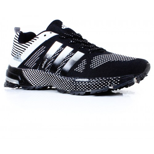 Adidas Flyknit 2 Black Sport Shoes SYB 1131 price in