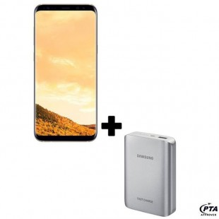 Samsung Galaxy S8 - 4GB RAM - 64GB ROM - With 5100 mAh Battery Pack - Official Warranty price in Pakistan
