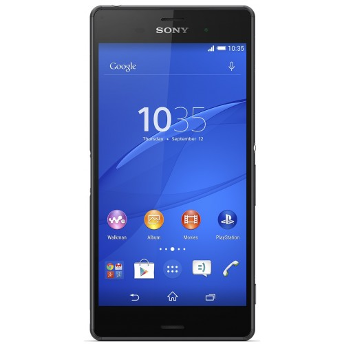 sony xperia z3 docomo 3gb 32gb slightly used price in. Black Bedroom Furniture Sets. Home Design Ideas