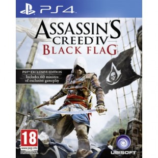Assassin Creed IV Black Flag - Ps4 Game price in Pakistan