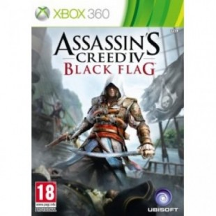 Assassin Creed IV Black Flag - Xbox 360 Game PAL price in Pakistan