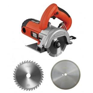 Black & Decker BPSP125 Tile/Wood Cutter Machine 125mm (5 Inch) 1320W price in Pakistan