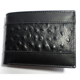 Black Leather Wallet 360 price in Pakistan