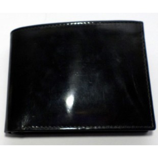 Black Shinning Leather Wallet price in Pakistan
